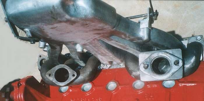 Doug S Sl6 Exhaust